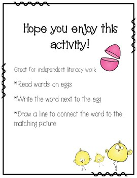 Easter Egg CVC