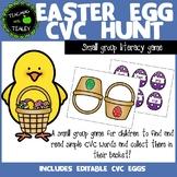 Easter Egg CVC Hunt