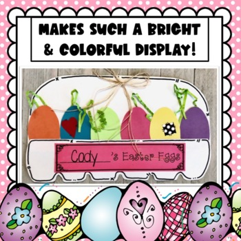 Easter Egg Carton: Easter Craft