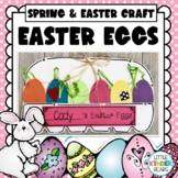 Easter eggs in a Carton: Spring and Easter Craft