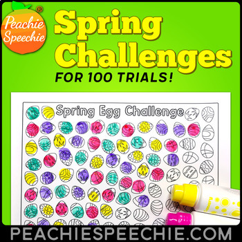 100 Trials Spring Challenges