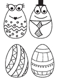 Easter Egg Characters