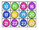 Easter Egg 100s Chart Number Cards