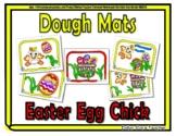 Easter Egg Chick - Dough Mats - 5 Mats
