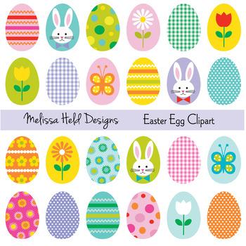 Clipart: Easter Egg Clip Art