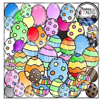 Easter Egg Clipart (Easter Clipart)