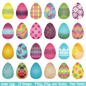 Easter Egg Clipart Clip Art
