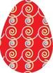 Easter Egg Clips