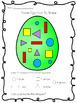 Easter Egg Color By 2DShape