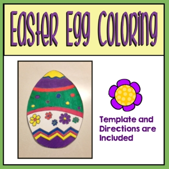 Easter Egg Coloring