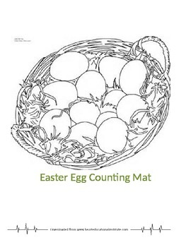Easter Egg Counting