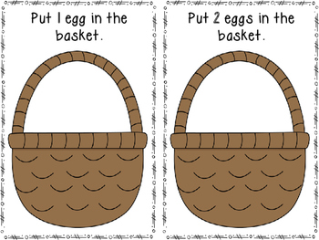Easter Egg Counting Mats {FREEBIE}