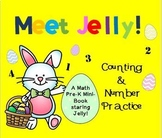 Easter Egg Counting & Number Book