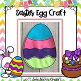 Easter Egg Craft :Easter Craft : Spring Craft