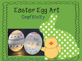 Easter Egg Craftivity Template and Journal