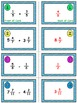 Easter Egg Dash & Smash Game Cards (Add & Subtract Like Fractions) Sets 4-5-6