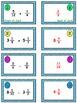 Easter Egg Dash & Smash Game Cards (Add & Subtract Unlike Fractions) Sets 4-5-6