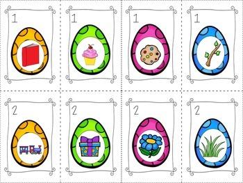 Easter Egg Describing Game