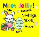 Easter Egg Literacy Feelings Book {Social-Emotional}