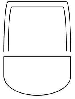 Easter Egg Fraction Basket