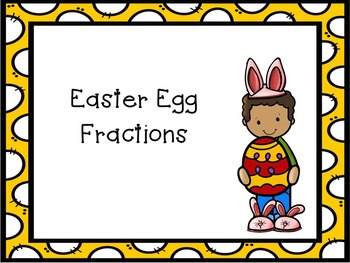 Easter Egg Fractions