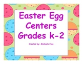 Easter Egg Fun (Centers)