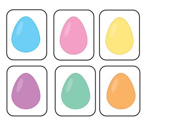 Easter Egg Game