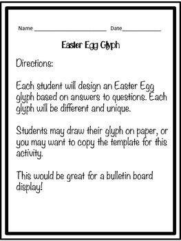 Easter Egg Glyph