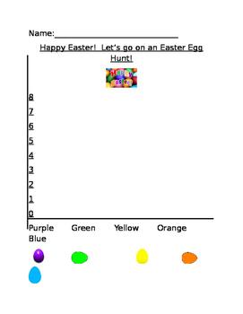 Easter Egg Graph
