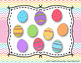 Easter Egg Hung -- An Aural Melody Recognition Game {re pe