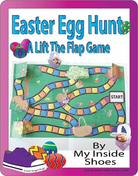 Easter Egg Hunt - A Lift The Flap Game