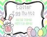Easter Egg Hunt Addition and Subtraction Games