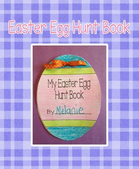 Easter Egg Hunt Book