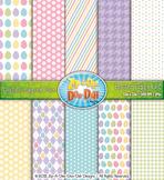 Easter Egg Hunt Digital Scrapbook Pack {Zip-A-Dee-Doo-Dah Designs}