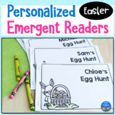 Easter Emergent Readers with Position Words