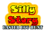 Easter Egg Hunt: Listening Dictation And Silly Story For Prepositions