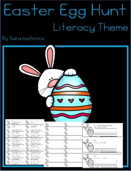Easter Egg Hunt: Literacy Theme