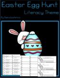 Easter Egg Hunt: Literacy Theme