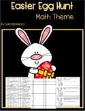 Easter Egg Hunt: Math Theme