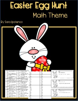 Easter Egg Hunt: Math Theme