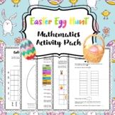Easter Egg Hunt Maths Activity Pack
