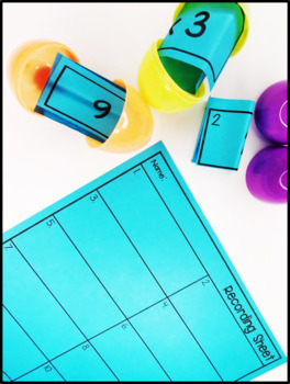 Easter Egg Hunt: Multiplication Problems