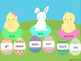 Easter Egg Hunt: Nouns, Verbs & Adjectives (Great for Google Classroom!)