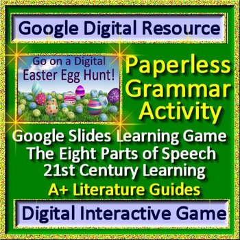 Google Classroom Easter Egg Hunt Paperless Activities Gram