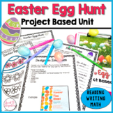 PROJECT BASED LEARNING MATH ACTIVITY: EASTER EGG HUNT WITH