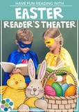 Easter Egg Hunt Reader's Theater - Differentiated roles, r