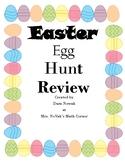 Easter Egg Hunt Review Game