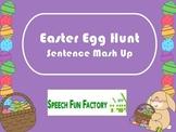 Easter Egg Hunt - Sentence Mash Up