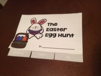 Easter Egg Hunt Story book