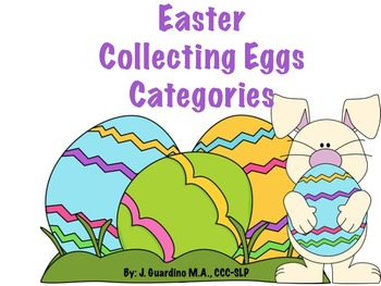 Easter Egg Hunt for Categories